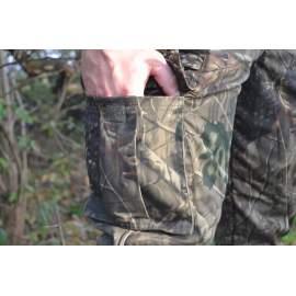 Loshan Tölgymintás nadrág (barna minta, polár béléssel) (új)
