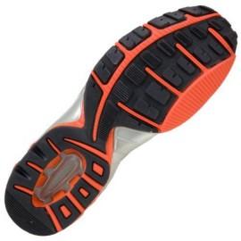 Urgent cipő 215 S1 fekete-narancs