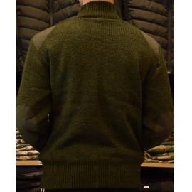 Bélelt les pulóver (végig cipzáros)