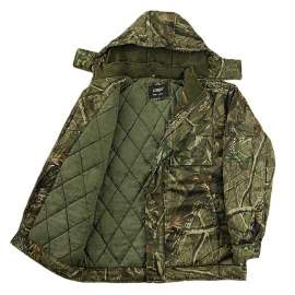 Loshan Tölgymintás Kabát (barna minta)